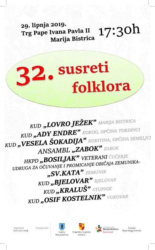 2019 – 32. susreti folklora PLAKAT page 0001