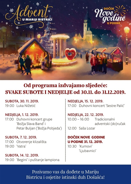 Advent u Mariji Bistrici